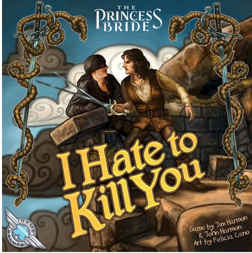 THE PRINCESS BRIDE - I Hate to Kill You