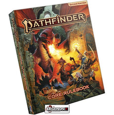 PATHFINDER - 2nd Edition - Core Rulebook