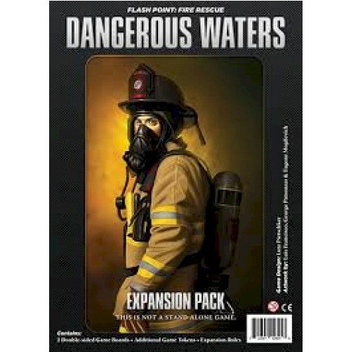 FLASH POINT - Fire Rescue - Dangerous Waters