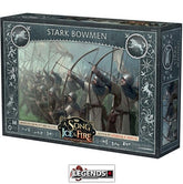 A Song of Ice & Fire: Tabletop Miniatures Game - Stark Bowmen Product #CMNSIF106