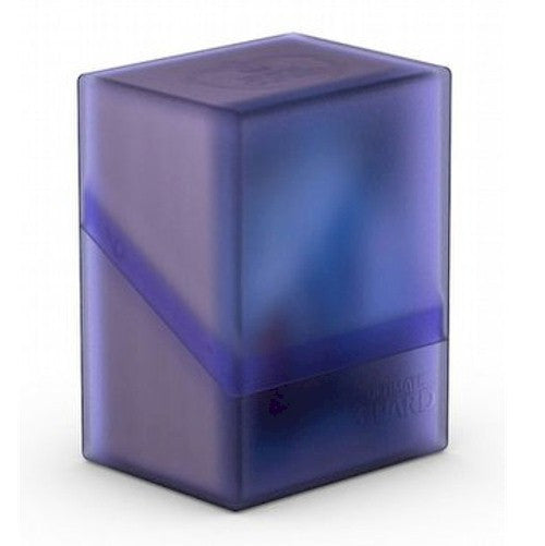 ULTIMATE GUARD - DECK BOXES - Boulder™ Deck Case 80+ - AMETHYST