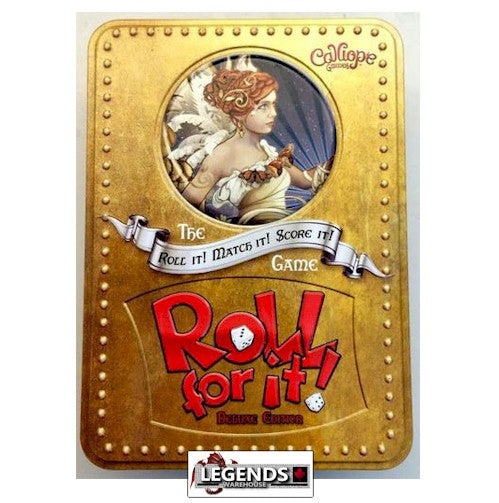 ROLL FOR IT - DELUXE EDITION