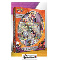 POKEMON -  Ultra Beasts GX Premium Collection - Buzzwole GX