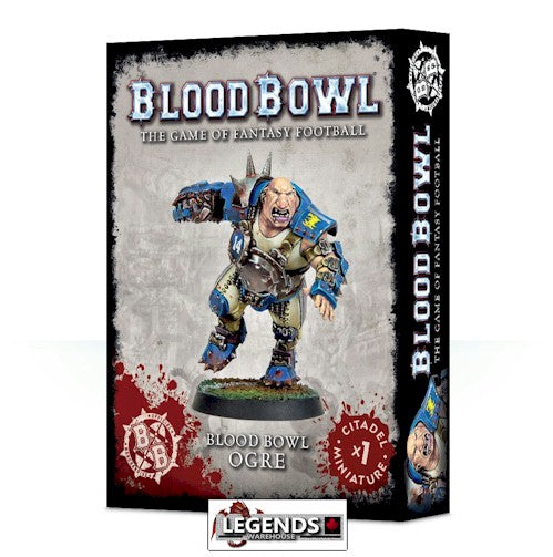 BLOOD BOWL - Blood Bowl Ogre