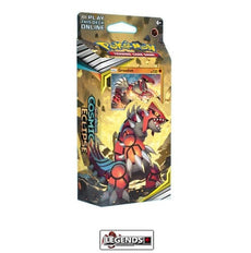 POKEMON SUN AND MOON COSMIC ECLIPSE - GROUDON - TOWERING HEIGHTS THEME DECK