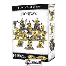 WARHAMMER AGE OF SIGMAR - START COLLECTING - IRONJAWZ