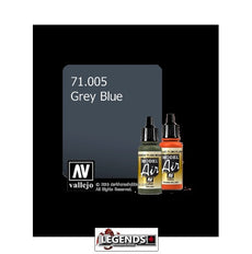 VALLEJO MODEL AIR:  : Grey Blue   (17ml)  VAL 71.005