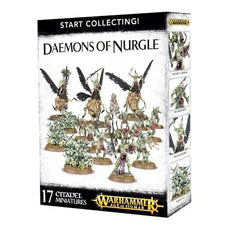 WARHAMMER AGE OF SIGMAR - START COLLECTING - DAEMONS OF NURGLE