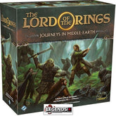 LORD OF THE RINGS - JOURNEYS IN MIDDLE-EARTH BOARD GAME