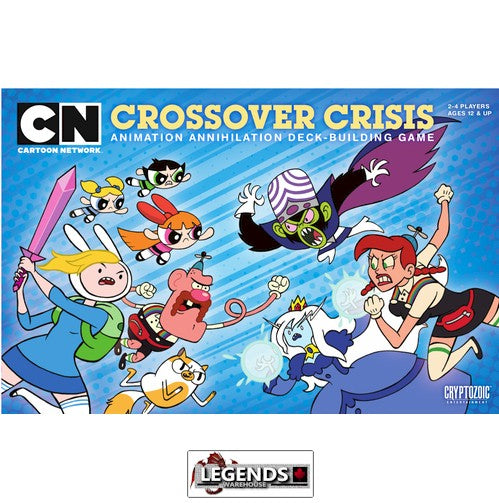 Cartoon Network Crossover Crisis game! Animation Annihilation