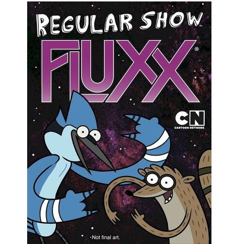 FLUXX - REGULAR SHOW