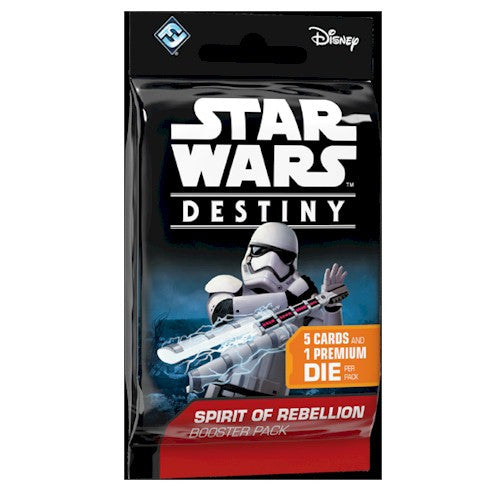 STAR WARS - DESTINY - Spirit of Rebellion - Booster Pack