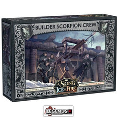 A Song of Ice & Fire: Tabletop Miniatures Game -  Builder Scorpion Crew