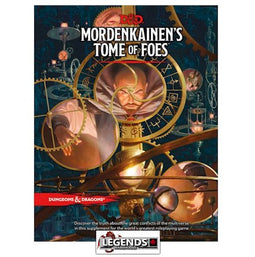 DUNGEONS & DRAGONS - 5th Edition RPG: Mordenkainen's Tome of Foes