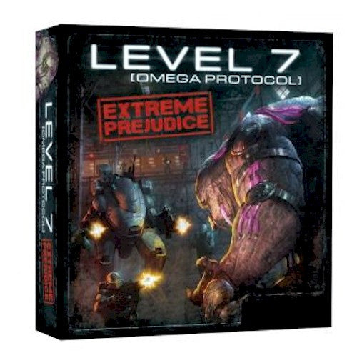 LEVEL 7 - Omega Protocol - Extreme Prejudice