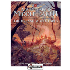 ADVENTURES IN MIDDLE-EARTH RPG - WILDERLAND ADVENTURE