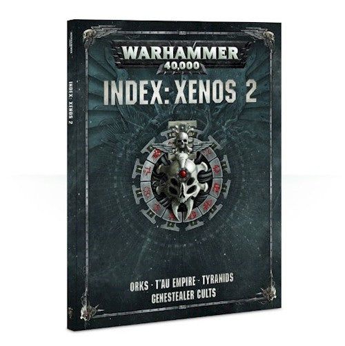WARHAMMER 40K - Index: Xenos 2 - RULE BOOK