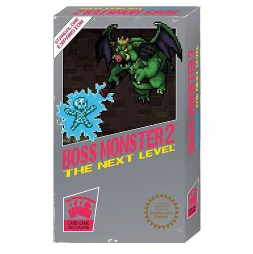 BOSS MONSTER 2 - NEXT LEVEL
