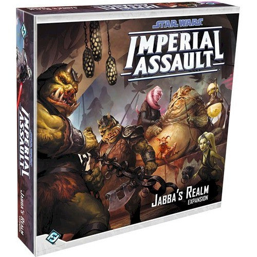 STAR WARS - IMPERIAL ASSAULT - Jabba's Realm Expansion