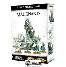 WARHAMMER AGE OF SIGMAR - START COLLECTING - MALIGNANTS