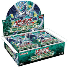 YUGI-OH  -  Code of the Duelist Booster Box [24 Packs] [Sealed]