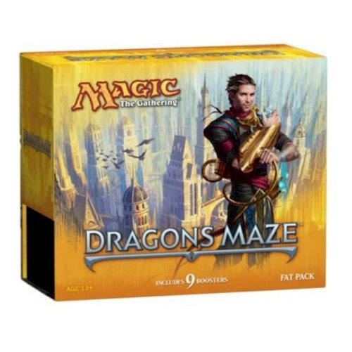 MAGIC FAT PACKS & BUNDLES - DRAGON'S MAZE