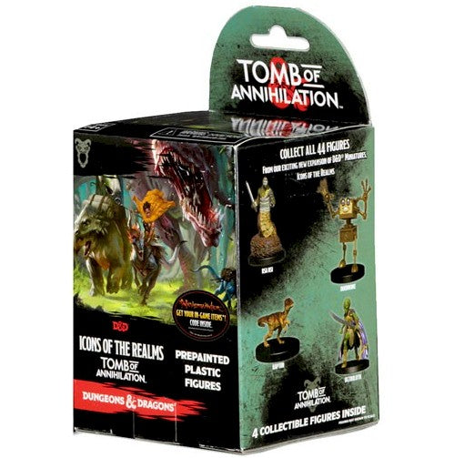 DUNGEONS & DRAGONS ICONS -  -Tomb of Annihilation Booster Box