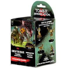 DUNGEONS & DRAGONS ICONS -  -Tomb of Annihilation Booster Pack