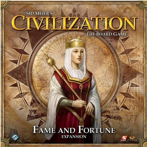 CIVILIZATION - The Board Game - Fame and Fortune
