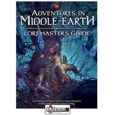 ADVENTURES IN MIDDLE-EARTH RPG - LOREMASTER'S GUIDE    (Hardcover)