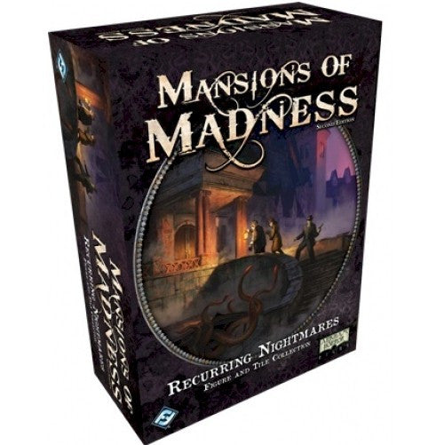 MANSIONS OF MADNESS - 2ND EDITION - The Recurring Nightmares