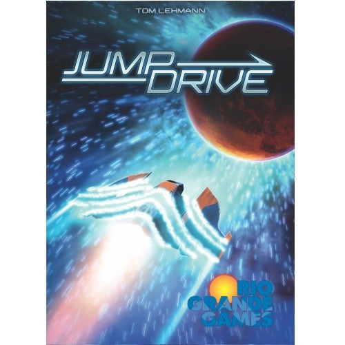 RACE FOR THE GALAXY -   JUMP DRIVE