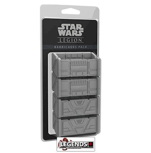 STAR WARS: LEGION - The Miniature Game - Barricades Pack