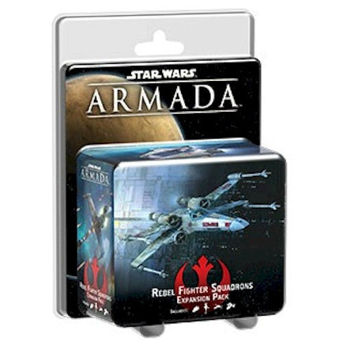 STAR WARS - ARMADA - Rebel Fighter Squadrons Expansion Pack