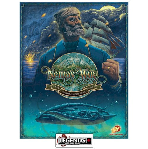 NEMO'S WAR  -  2ND EDITION
