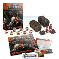 WARHAMMER 40K - KILL TEAM -  The Writhing Shadow – Tyranids Starter Set