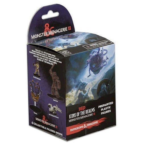 DUNGEONS & DRAGONS ICONS - Monster Menagerie 2  - Booster Pack