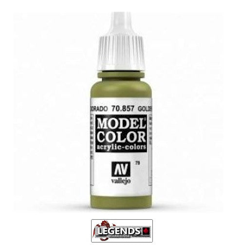 Vallejo Model Color 70.857 Golden Olive
