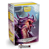 DRAGON SHIELD DECK SLEEVES  • CARNAX ART SLEEVES