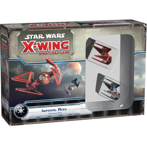 STAR WARS - X-WING - Imperial Aces Expansion Pack