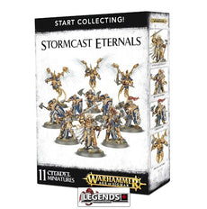 WARHAMMER AGE OF SIGMAR - START COLLECTING - STORMCAST ETERNALS