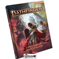 PATHFINDER - 2nd Edition - Lost Omens World Guide