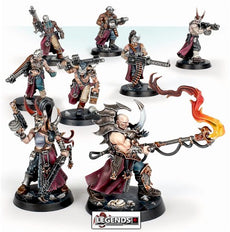 THE BLACKSTONE FORTRESS - Cultists of the Abyss