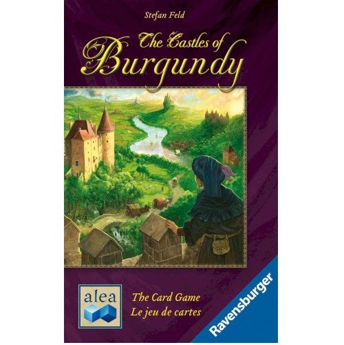 THE CASTLES OF BURGUNDY - CARD GAME