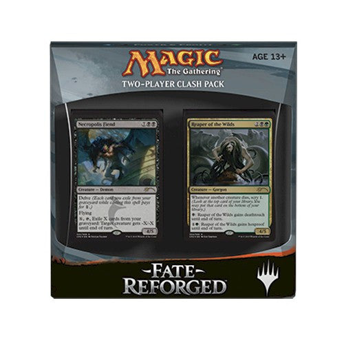 MTG DECKS - FATE REFORGED CLASH PACK