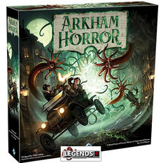 ARKHAM HORROR - 3RD EDITION