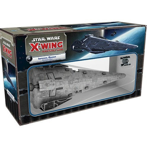 STAR WARS - X-WING - Imperial Raider Expansion Pack