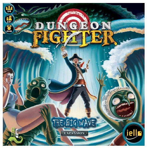 DUNGEON FIGHTER - The Big Wave