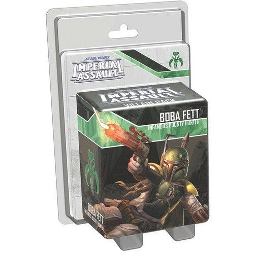STAR WARS - IMPERIAL ASSAULT - Boba Fett Villain Pack