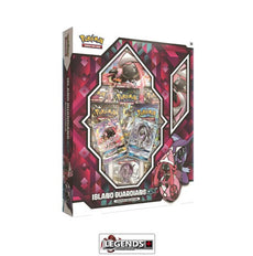 POKEMON -  ISLAND GUARDIANS GX PREMIUM COLLECTION BOX